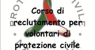Sessa Aurunca – Protezione Civile Nazionale: vademecum per aspiranti volontari