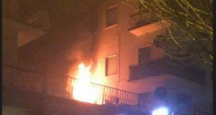 Sessa Aurunca – Incendiano rifiuti ingombranti sotto un'abitazione a San Carlo, la solidarietà dei concittadini e della Pro Loco