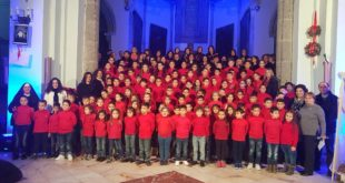 Carinola – Sabato di festa a Carinola, tra concerti e mercatini di Natale
