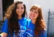 Angela e Paola studentesse vincitrici della borsa di studio G. Mascolo