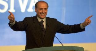 Napoli/Caserta/Salerno – Regionali, il centrodestra cala il poker d'assi, Berlusconi candidato a Napoli, Caserta e Salerno.
