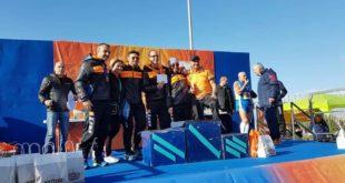 CALVI RISORTA /FRANCOLISE/SANT'ANDREADEL PIZZONE – Mezza maratona, la Felixrunning si aggiudica la gara a squadre