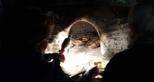 PIGNATARO MAGGIORE – Pizza figliata, terminata la due giorni di laboratorio al Rione Partignano