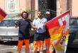 I dipendenti del cantiere di Pontelatone