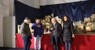 TEANO – Natale, la mostra dei presepi e il concerto delle zampogne aprono la serie di eventi