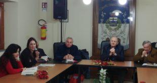 MARZANO APPIO – L'etica nella poesia di Marinelli, convegno in sala consiliare