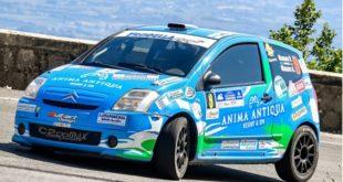 """GIOIA SANNITICA – """"Rally Internazionale Roma Capitale"""", tra i partecipanti anche il pilota matesino Vittorio Massaro"""