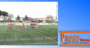 Sessa Aurunca – Sessana calcio, trasferta a Pietrelcina: pareggio per i gialloblù