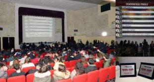 """Sessa Aurunca – Sfida a colpi di cultura tra centinaia di studenti. Si conclude il """"Travel Game"""", due istituti sessani sul podio"""