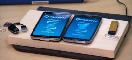 Qualcomm brevetta WiPower, la ricarica wireless potente e flessibile.