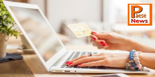 acquisti web carta di credito computer