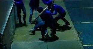 Carinola / Teano – Tenta di difendere una ragazza. Picchiato a bastonate: 25enne con la testa spaccata