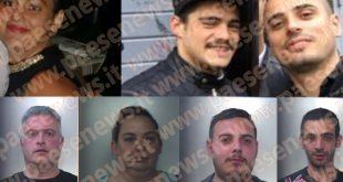 ALIFE / PIEDIMONTE MATESE / VAIRANO PATENORA – Droga, brillante operazione dei carabinieri: 11 arresti. Tutto parte dal caso Mancino
