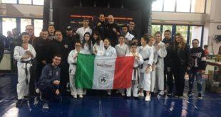 ALIFE – Arti marziali, scorpacciata di medaglie per il Team Paone ai campionati italiani di Andria