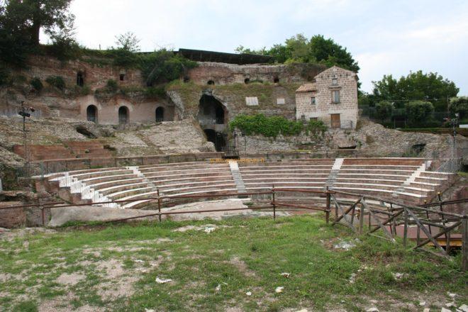 TEANO – Bentornati al Teatro: riapre al pubblico il Teatro romano di Teanum Sidicinum