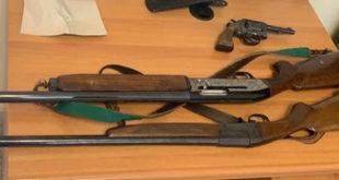 Baia e Latina – Nascondeva armi e munizioni, arrestato 80enne
