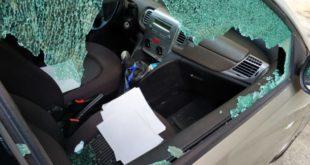AVERSA – Vandalizzata l'auto del consigliere Capasso, è giallo