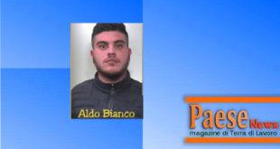 Vairano Patenora – Assalto agli immigrati, brindisi al bar e ripetute violazioni degli obblighi: nuovo arresto per Bianco