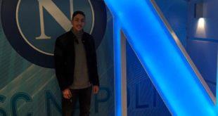 PIEDIMONTE MATESE – Calcio, dai Tre Pini al Napoli: si avvera il sogno di Altomare