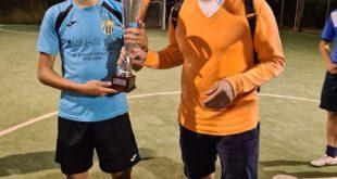 """CAMIGLIANO – Tenutasi la 1° Edizione del torneo Futsal """"COMUNITÀ DI CAMIGLIANO"""""""