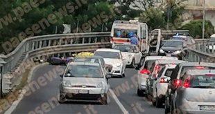 Calvi Risorta – Tragedia sulla Casilina, Tir schiaccia motociclista e scappa: muore 50enne