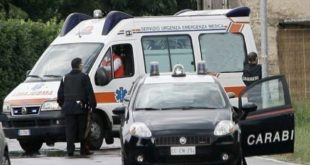 Vairano Patenora  –  Meccanico tenta il suicidio, salvato dai medici