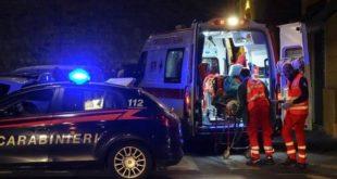 Sessa Aurunca – Paura nella casa di cura: giovane si lancia nel vuoto, l'altro tenta la fuga e cade rovinosamente dalle scale: indagano i carabinieri