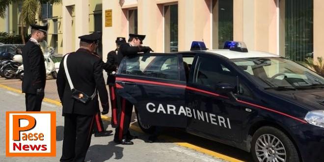 carabinieri arresto marzano appio