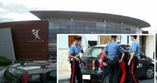 MARCIANISE – Tenta di rubare i cavi dell'alta tensione e poi aggredisce i vigilanti, arrestato 54enne