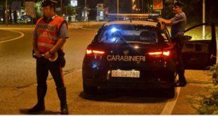 ISERNIA – Cerca di disfarsi dell' hashish gettandola tra la spazzatura, segnalato uomo campano