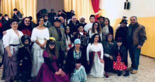 SANT'ANGELO D'ALIFE – Carnevale: successo per l'evento organizzato dalla Pro Loco