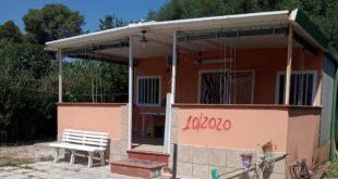 Cellole – Abusivismo balneare, sequestrati 3 immobili in località Pantano