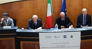 CASTEL VOLTURNO – Emergenza Immigrati: previsto un piano di 20 milioni di euro