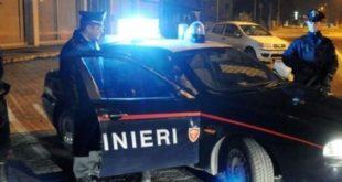 Sessa Aurunca / Cellole – Sicurezza e droga, operazione a vasto raggio dei carabinieri: 5 denunce, nei guai 2 fratelli