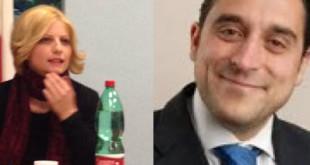 Carmen Cipollone e Carlo Marotti