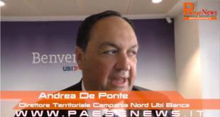 Santa Maria Capua Vetere – Banca, la Ubi inaugura la filiale più tecnologica della Campania (il video con le interviste)