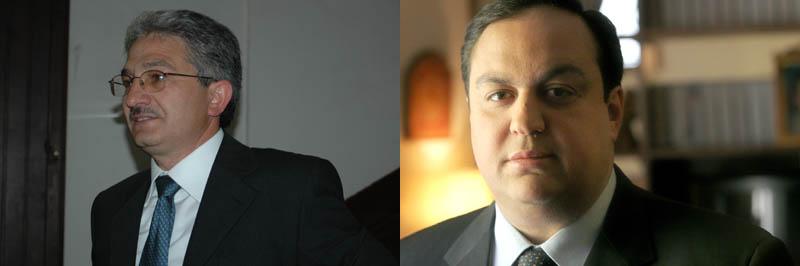 Luigi Leonardo e Andrea De Ponte