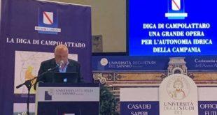 PROVINCIA DI BENEVENTO – Diga di Campolattaro: la Regione Campania ha approvato il progetto di fattibilità del valore di 480 milioni di euro
