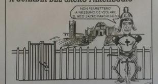 """VAIRANO PATENORA – L'associazione raccoglie fondi per i meno fortunati, """"violato"""" il sacro parcheggio: la magra figura di Don Luigi"""