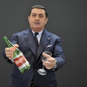 Carlo Pontecorvo, presidente di Ferrarelle