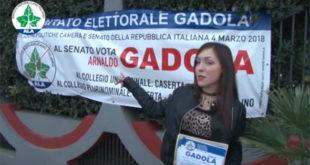 Caserta / Recale –  Politiche 2018, un comitato di saggi ha scelto Arnaldo Gadola (il video)