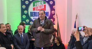 Caserta / Carinola: Elezioni politiche, Grimaldi: votare centrodestra per garantire un governo al paese (il video)