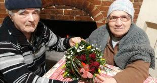 Il 54esimo aniversario di matrimonio di Immacolata e Paolo