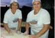 Ines e Gerarda durante la preparazione