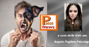 PSICOLOGIA – L'aggressività e l'identikit della persona aggressiva