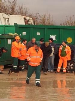PRESENZANO – Raccolta rifiuti, il comune non paga: operatori pronti allo sciopero. Senza stipendio da novembre