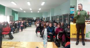 """Sessa Aurunca – Scuola ed ambiente: """"Un Sasso nello Stagno"""", il progetto nato dalla collaborazione tra il Taddeo da Sessa e Legambiente"""
