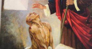"""PIETRAMELARA / CAPRIATI A VOLTURNO – """"San Rocco un santo per amico"""": De Bellis presenta il suo libro sul santo pellegrino"""