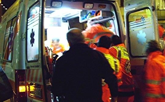 lite-in-famiglia-ambulanza