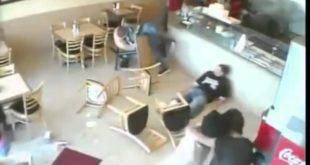 DRAGONI / ROCCAROMANA – Rissa al bar, i testimoni inchiodano De Marco
